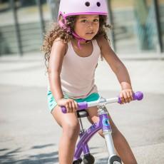 Micro G-Bike pushbike - Violet-listing