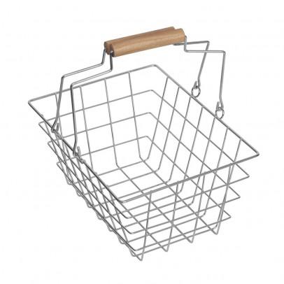 Polly Empty metallic basket-listing