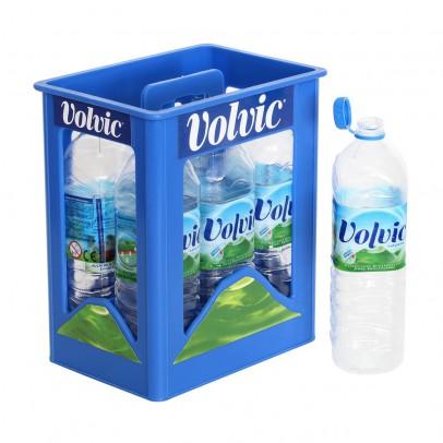 Polly Caja de agua Volvic-listing