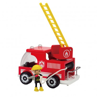 Hape Camión de bomberos-listing