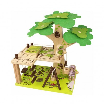 Bass & Bass Treehouse-product