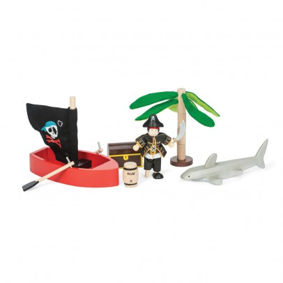 Le Toy Van L'aventure pirate-listing