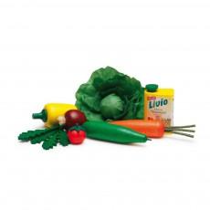 Erzi Assortiment de légumes-listing