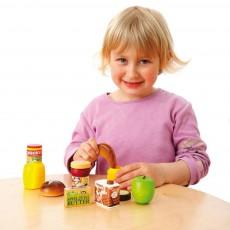 Erzi Caja desayuno-listing