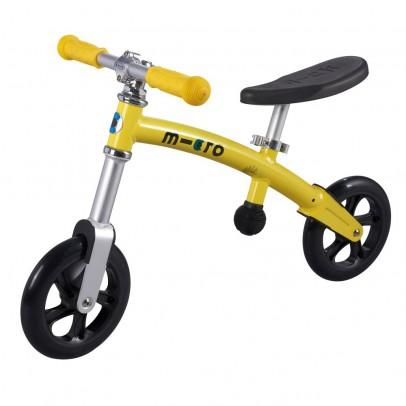 Micro G-Bike pushbike - yellow-listing