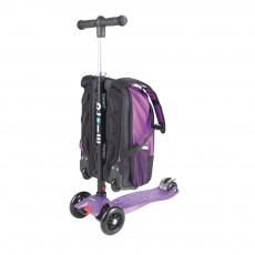 Micro Patinete Maxi Micro 4 en 1 con bolsa - Violeta-listing