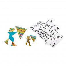 Mon Petit Art Tangram duo - Policromo-listing