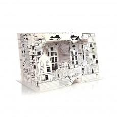 Mon Petit Art 3D colour city - Amsterdam-listing