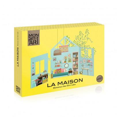Mon Petit Art Cofanetto La casa-listing