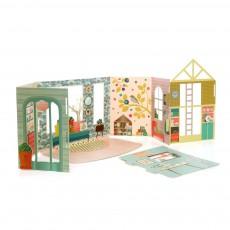 "Mon Petit Art ""La maison"" box set-listing"