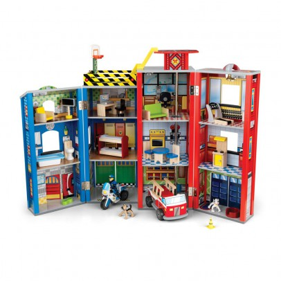 KidKraft Everyday Heroes Play Set-listing