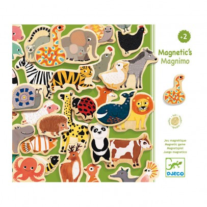 Djeco Magnimo magnetic game-product