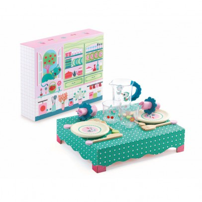 Djeco Meal set-listing