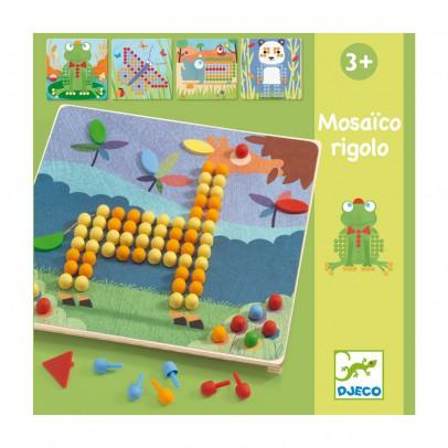 Djeco Mosaico rigolo-listing