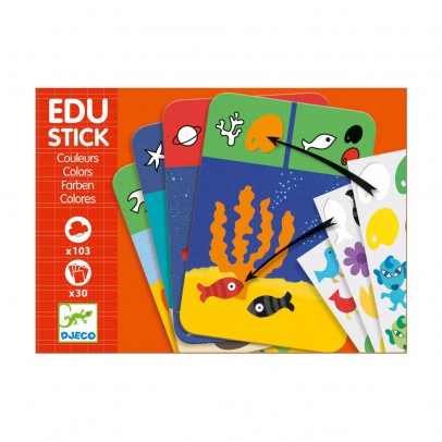 Djeco Edu stick colours-product