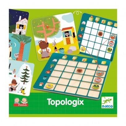 Djeco Topologix-listing