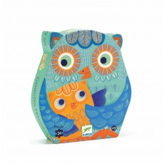 product-Djeco Coucou Hibou puzzle