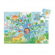 Djeco Puzzle Coucou Búho-product