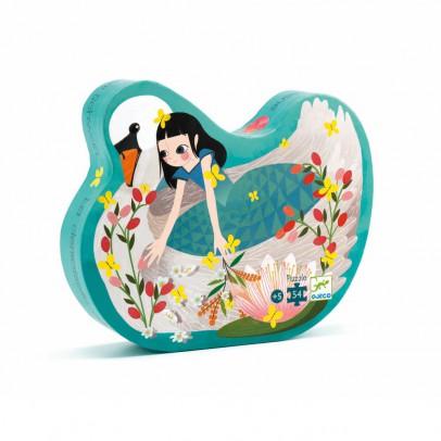Djeco Puzzle la niña y el cisne-product