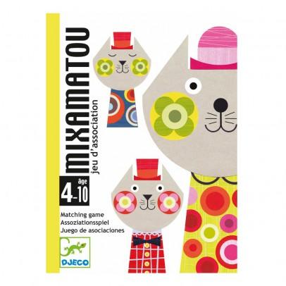 Djeco Juego de asociación Mixamatou-product