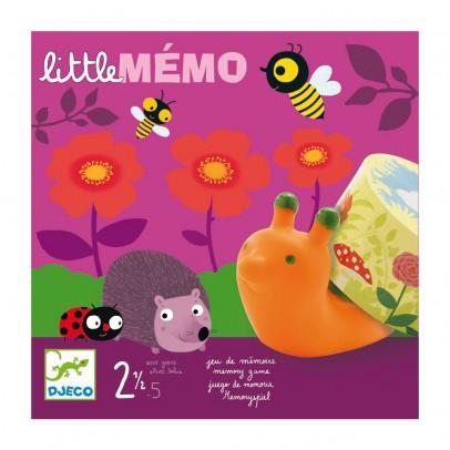 Djeco Little mémo - Jeu de mémoire-listing