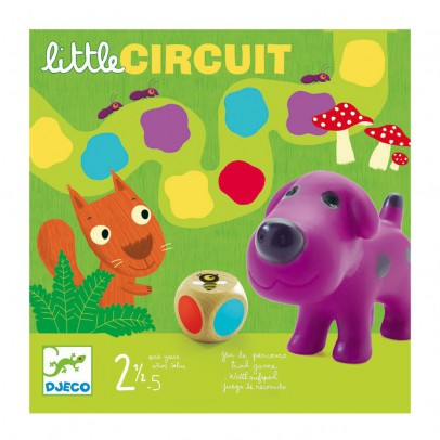 Djeco Little circuit - Trail game-product