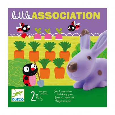 Djeco Little association - Matching game-product