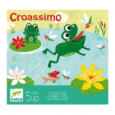 Djeco Croassimo - Game of skill and strategy-listing