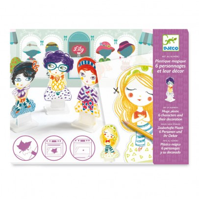 Djeco Chez Lily - Plastic magic-product