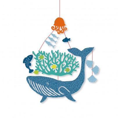 Djeco Cachalot underwater minimobile-listing