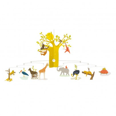 Djeco Mobile Die Afrikanische Savanne-listing