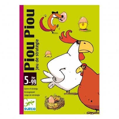 Djeco Piou Piou strategy game-listing