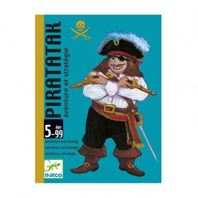Djeco Juego de cartas Piratatak-listing