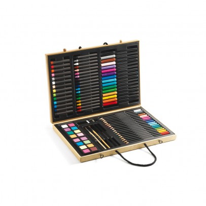 Djeco Big box of colours-listing