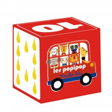 Moulin Roty Cubos apilables Les Papipop-product