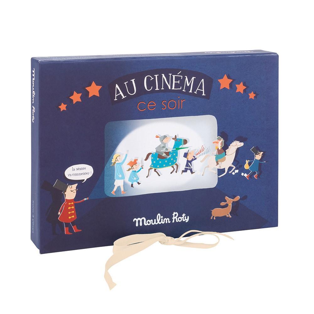 Moulin Roty Caja de cine Las pequeñas maravillas-product