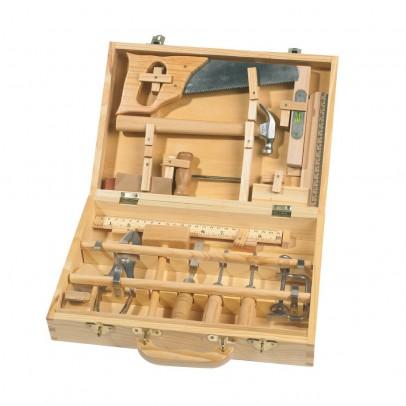 Moulin Roty Werkzeugkasten (14 Werkzeuge)-listing