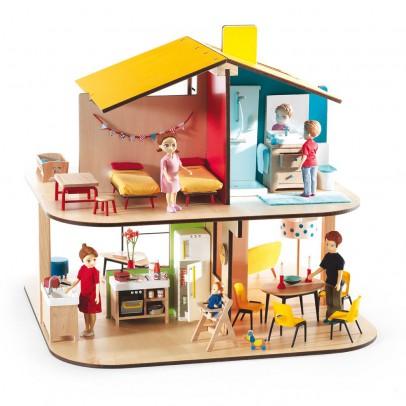 Djeco Maison de poupées Color house-listing