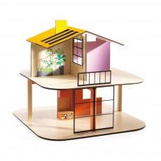 Djeco Puppenhaus Color house-listing