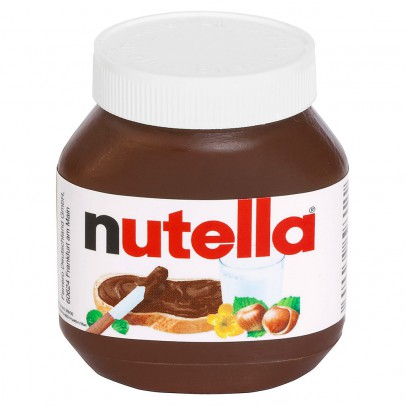 Polly Pot de Nutella-listing