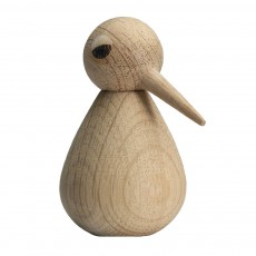 Architect Made Laying bird in natural oak by Kristian Vedel-listing