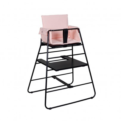 Budtzbendix High Chair Cushion - Peach Pink-listing