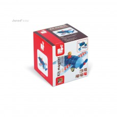 Janod Magnetic plane-product