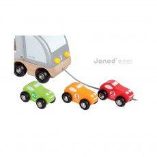 Janod Camión Multi bólidos-listing