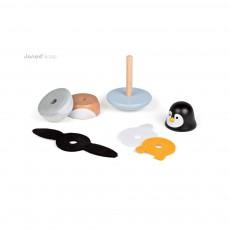 Janod Penguin culbuto-listing