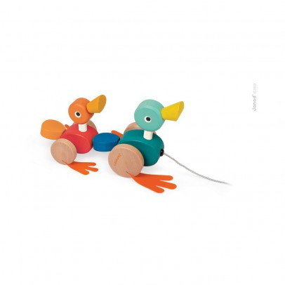 Janod Duck family to take for a walk-product