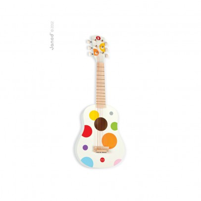 Janod Gitarre -listing