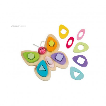Janod Butterfly shapes-listing