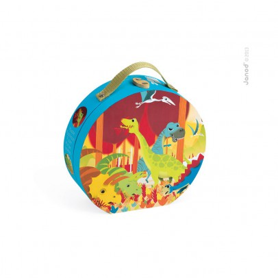 Janod Dinosaurs Puzzle -product