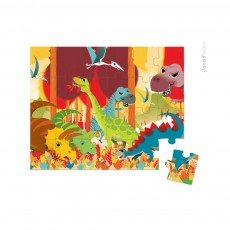 Janod Dinosaurs Puzzle -listing